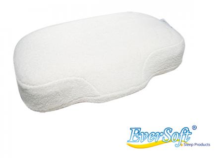 記憶枕系列│美國 Ever Soft  凸型舒適記憶枕 (水牛肩專用)