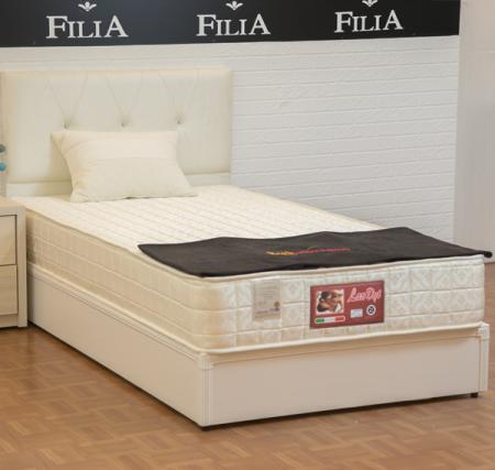 彈簧床-傳統連結式有涼蓆款|313 (標準雙人床墊)