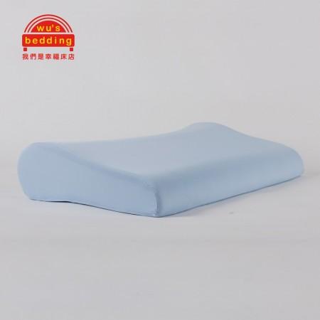 涼感枕系列│涼爽棉半月枕(單顆)