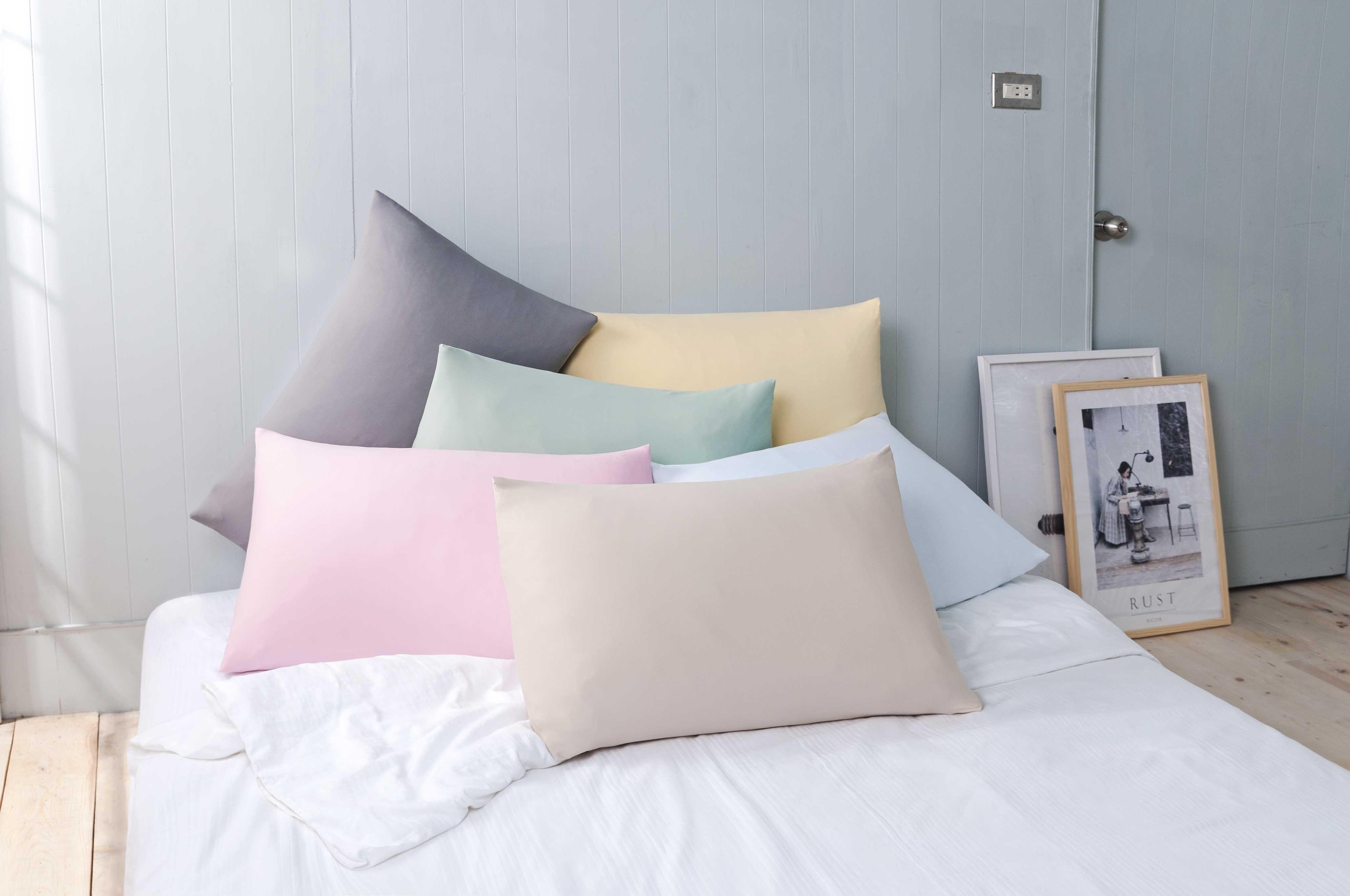 高彈力紓壓涼感枕套