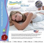 保潔墊-100% 純棉款│EverSoft 寶貝墊保潔墊 / Premium 系列 / 各尺寸 / 防水、透氣、防螨