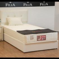 彈簧床-傳統連結式有涼蓆款|313 (加大單人床墊)